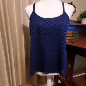 Other - *3for 25* Flowy tankini top